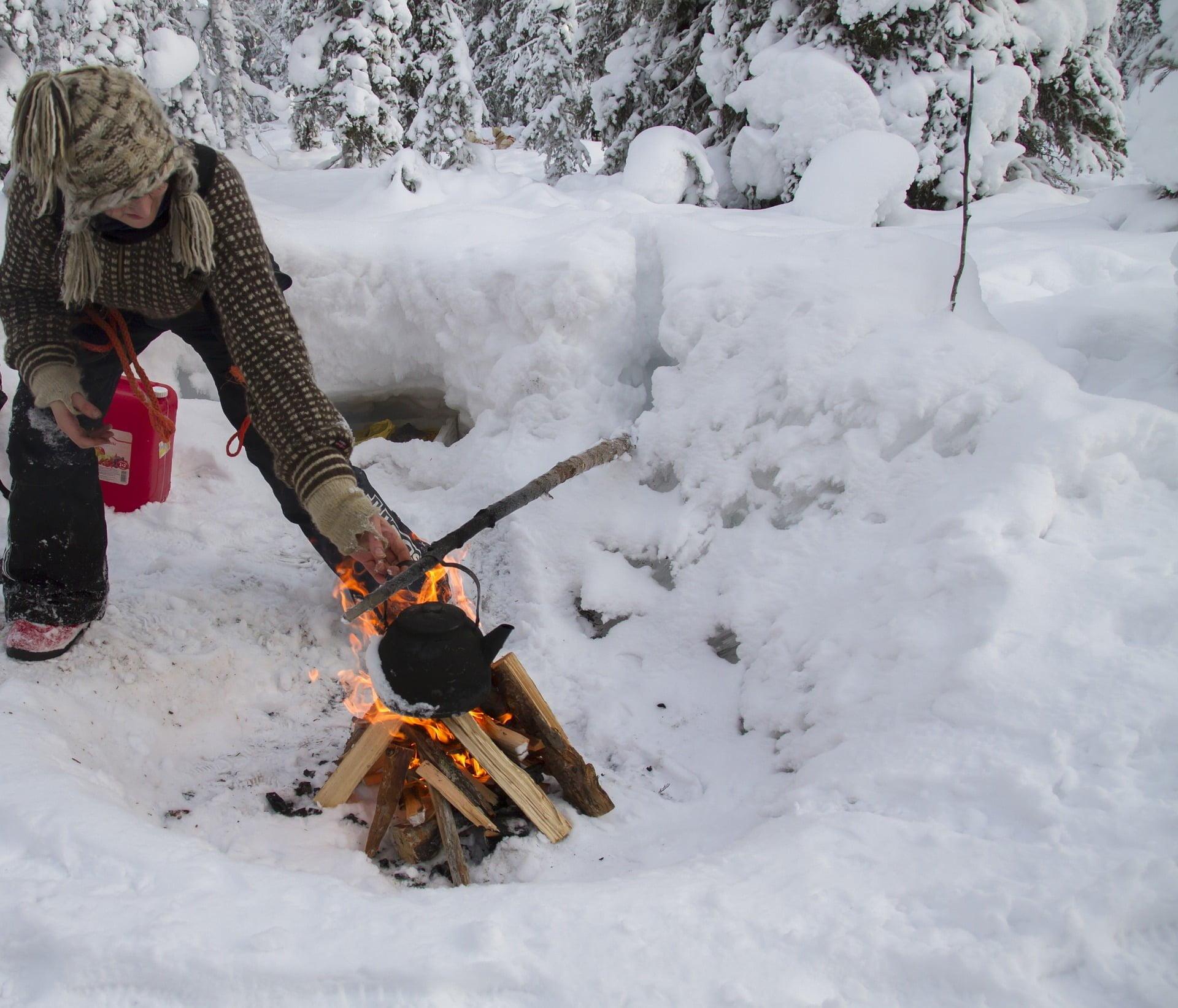 Hoe kampeer je bij koud weer? 5 tips!