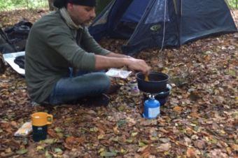 Gastblog: primitief kamperen smaakt naar meer