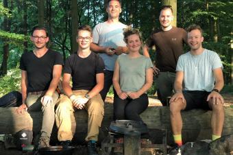 Stichting Wild-Kamperen.nl in uitzending 3 op reis