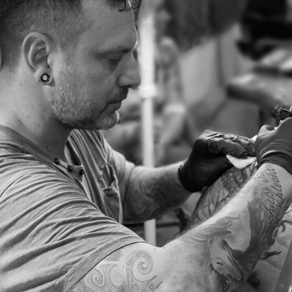 Siggi Wild Spirit Tattoo Hameln