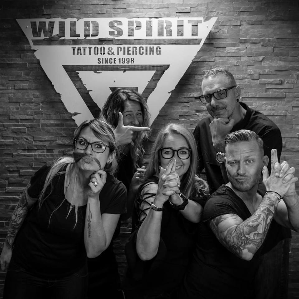 Wild Spirit Teamfoto