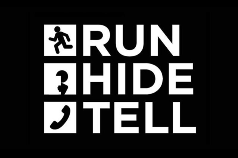 Run, Hide, Tell | Wild Survivor