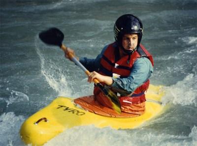 Kayaking - image  on https://www.wild-survivor.co.uk