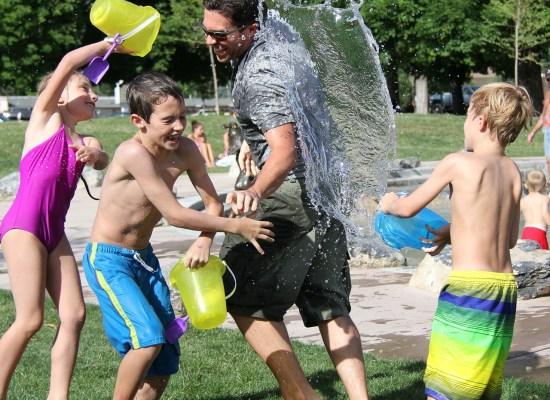 Getting the kids outdoors   Wild Survivor
