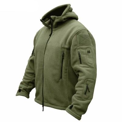 Men's Outdoor Fleece Softshell Jacket - image  on https://www.wild-survivor.co.uk