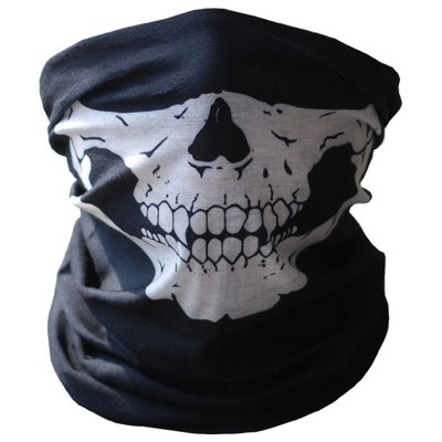 Skeleton Face Mask - image  on https://www.wild-survivor.co.uk