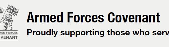 Armed Forces Covenant | Wild Survivor