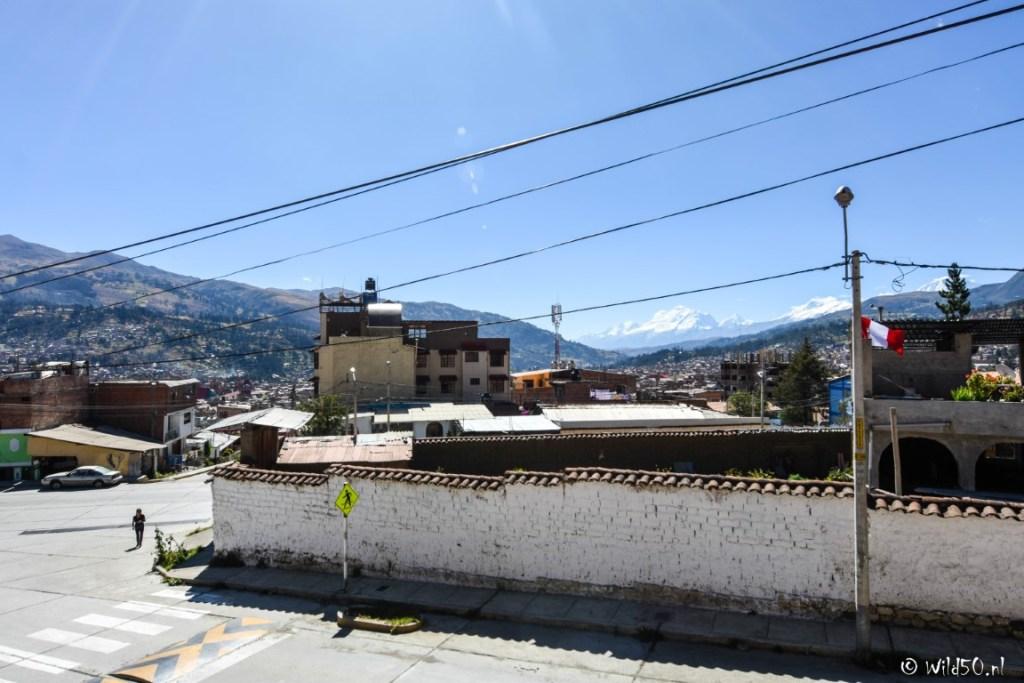 Huaraz. Foto: Edwin Hagenouw