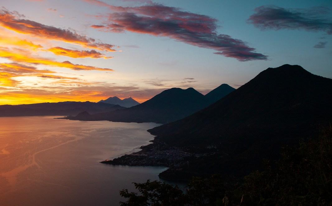 Guatemala Lago Atitlan Indian Nose