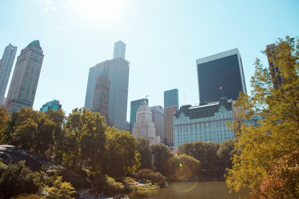 New York City Hochhäuser