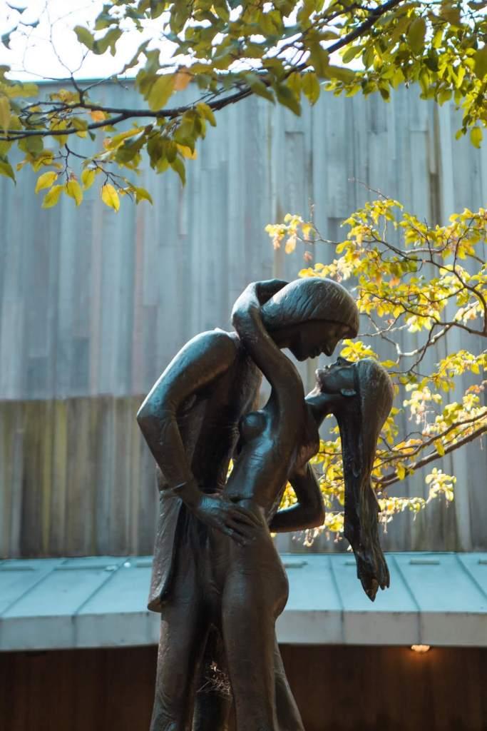 Statue Central Park New York City