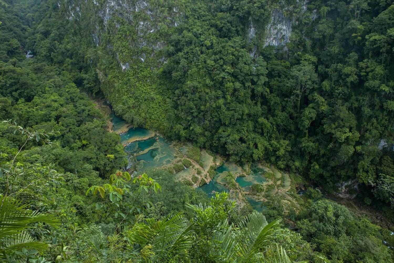 Auswandern Guatemala Semuc Champey