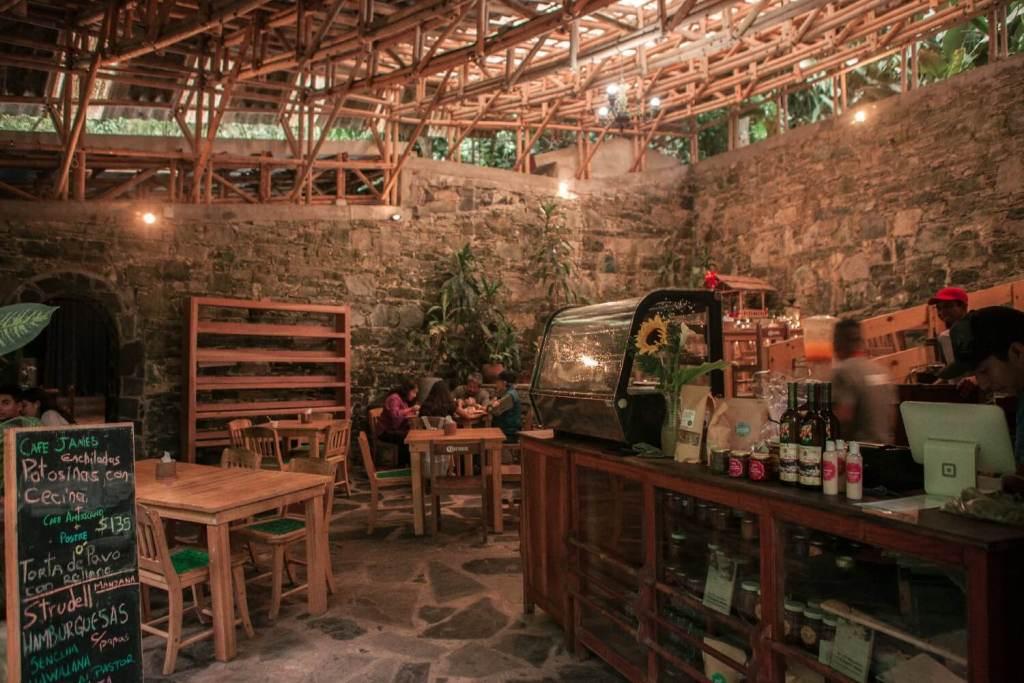 Las Pozas Xilitla Restaurant