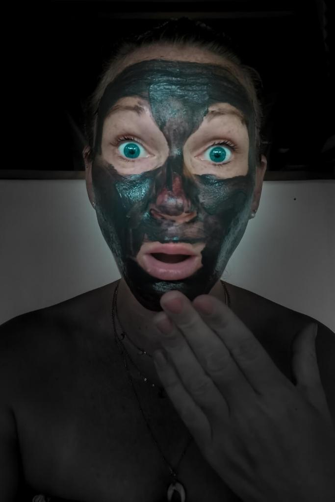 Gesichtsmaske Svenja