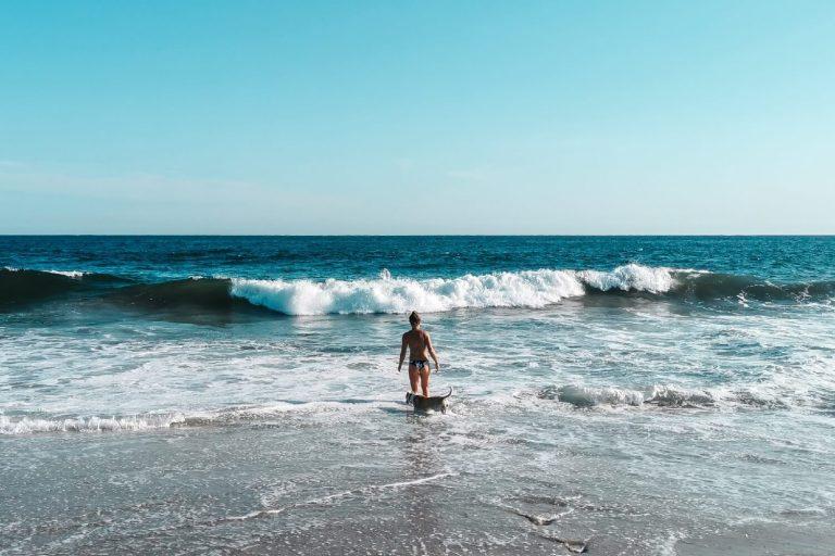 Mexiko Meer Auswandern