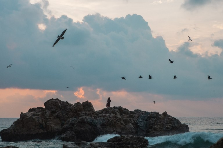 Mexiko Angler Auswandern