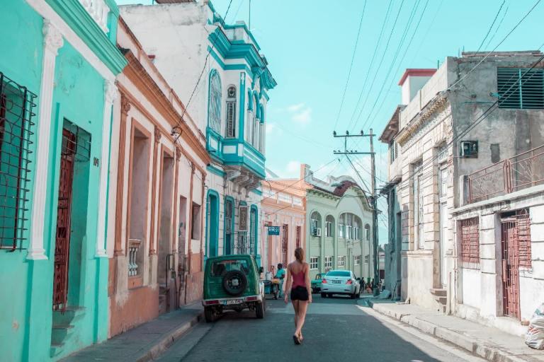 Kuba Stadt Auswandern