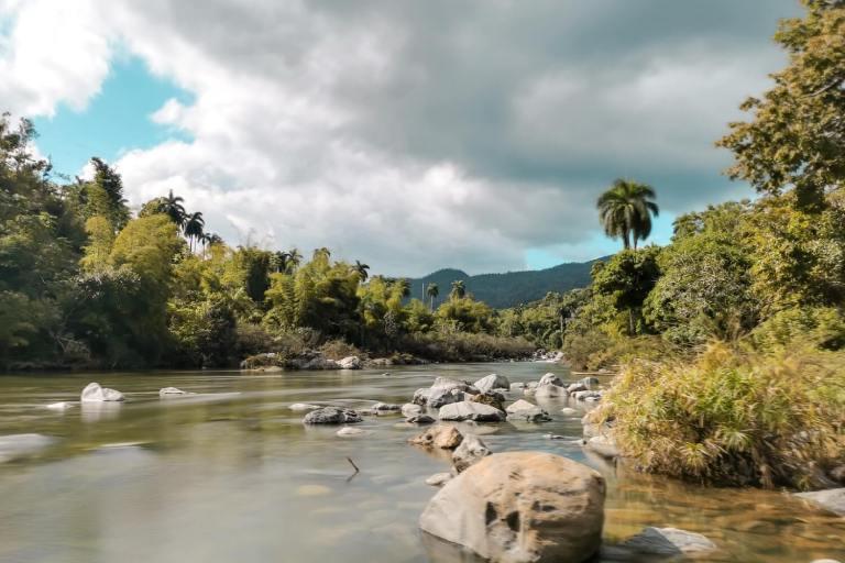 Kuba Fluss Auswandern