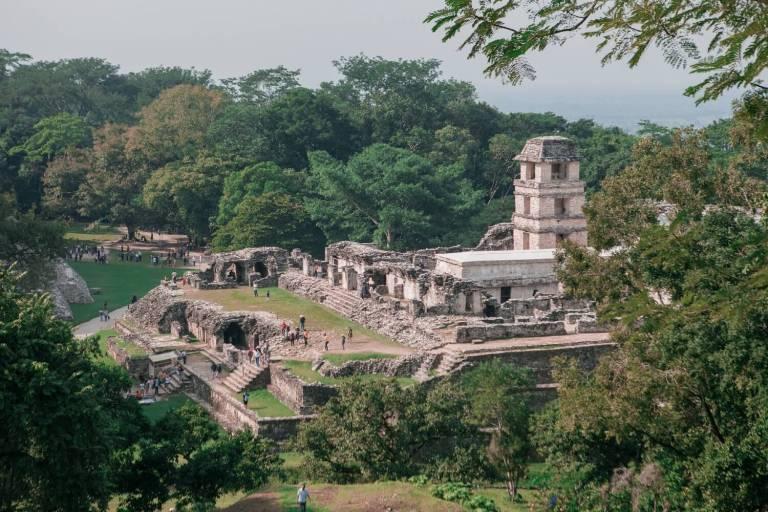 Mexiko Palenque Auswandern