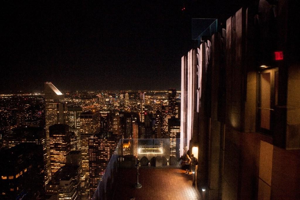 Aussichtsplattform Rockefeller Center