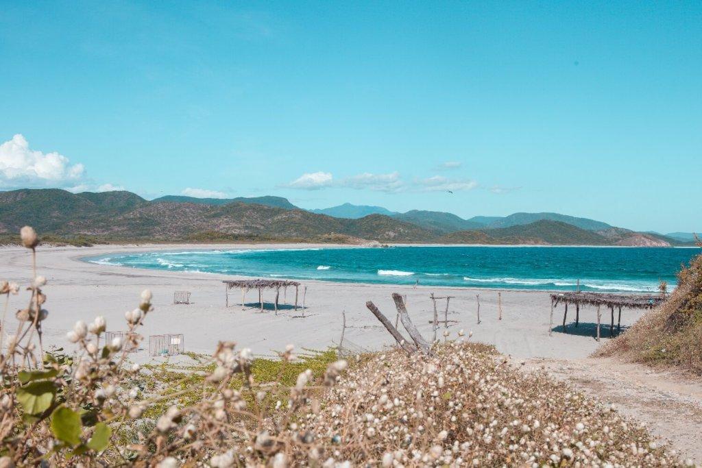 Strände von Oaxaca Strand