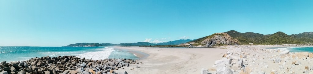 Strände von Oaxaca Playa Bamba