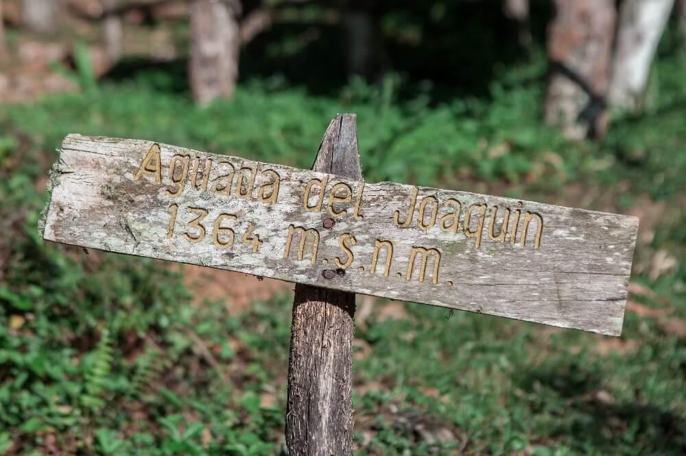 Camp Pico Turquino