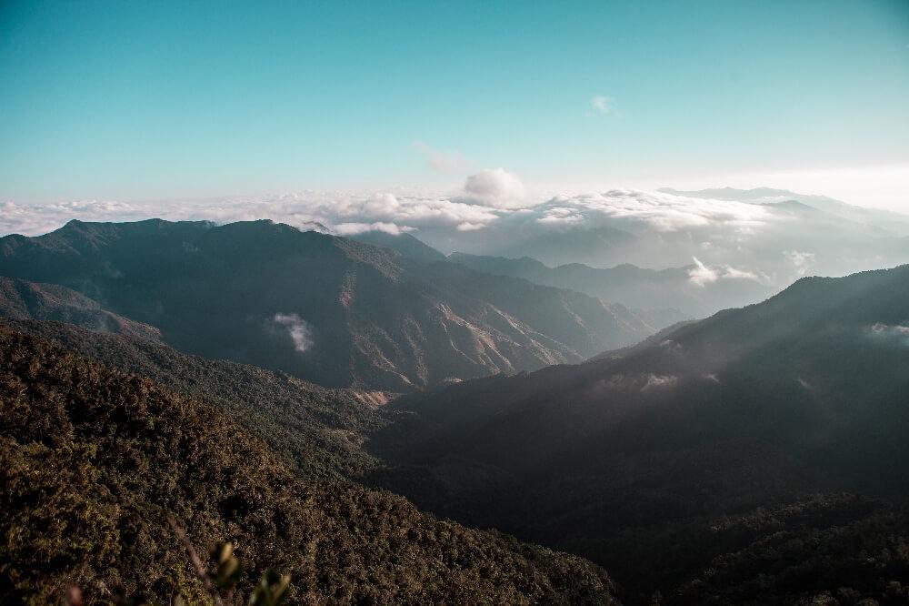 Pico Turquino Wanderung Ausblick
