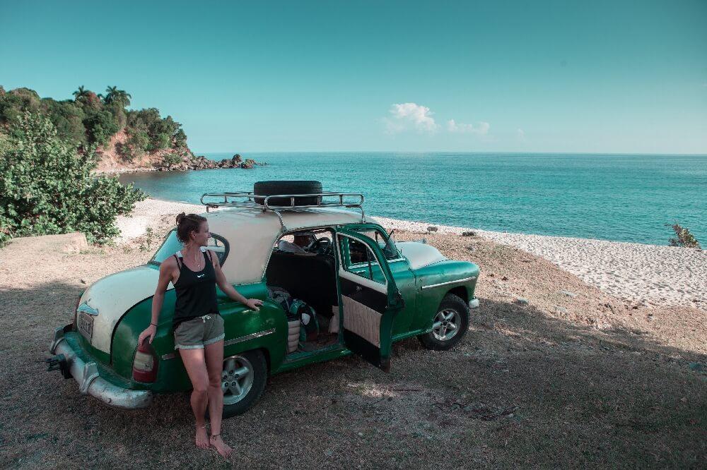 Playa Bella Pico Turquino
