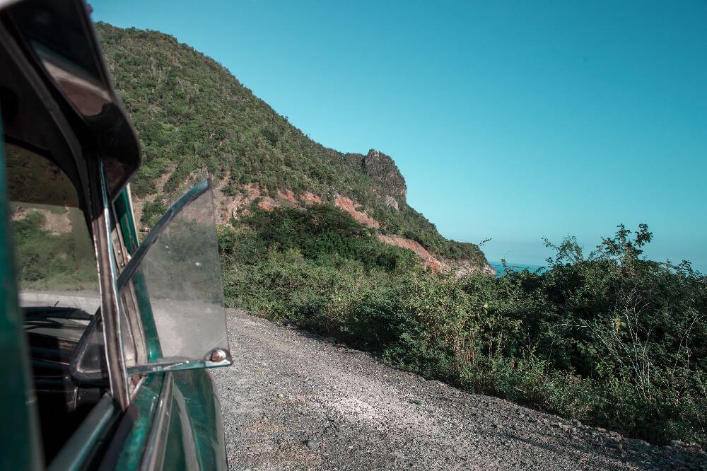 Küstenweg nach Santiago