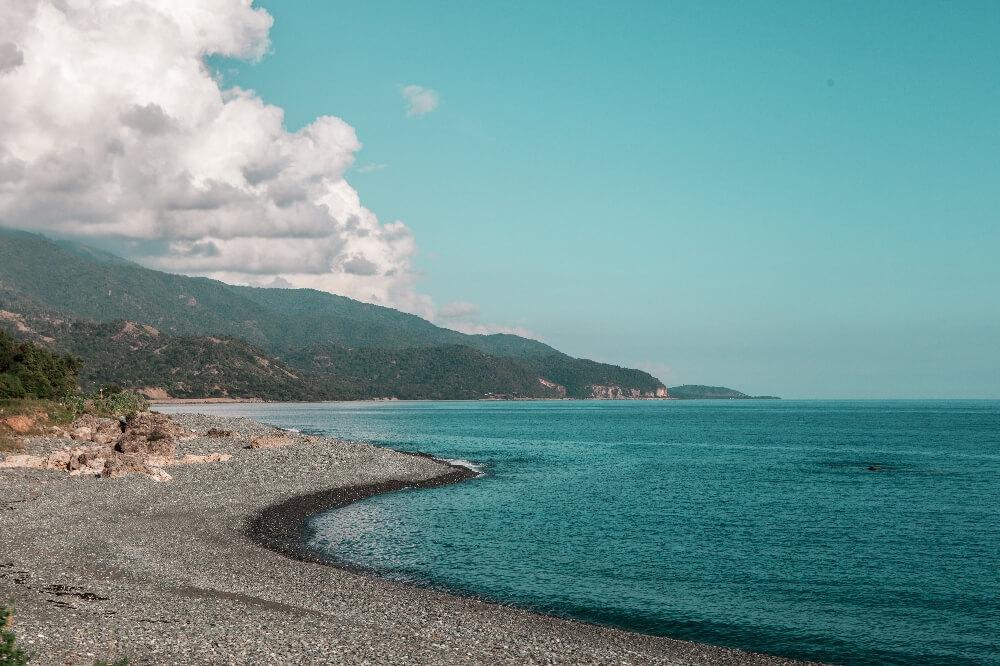 Küstenweg nach Santiago Meer