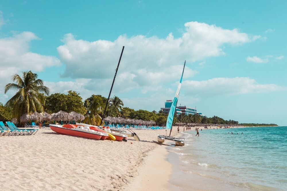 Playa Ancor bei Trinidad