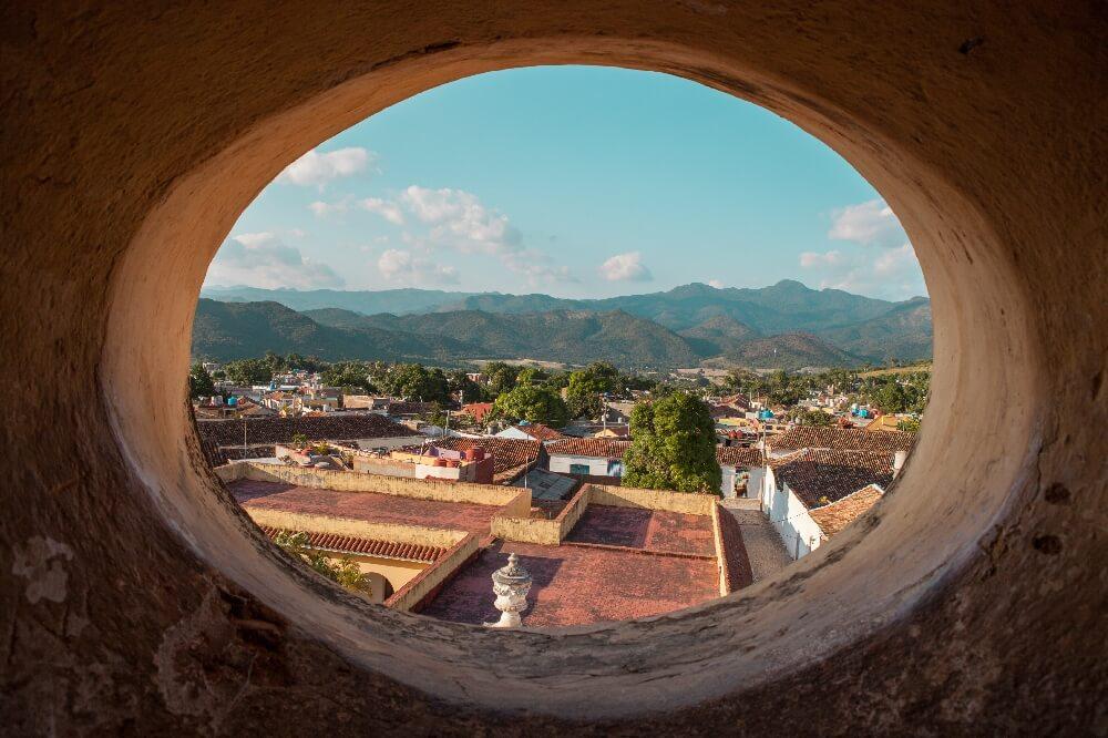 Reiseroute 3 Wochen Kuba Trinidad