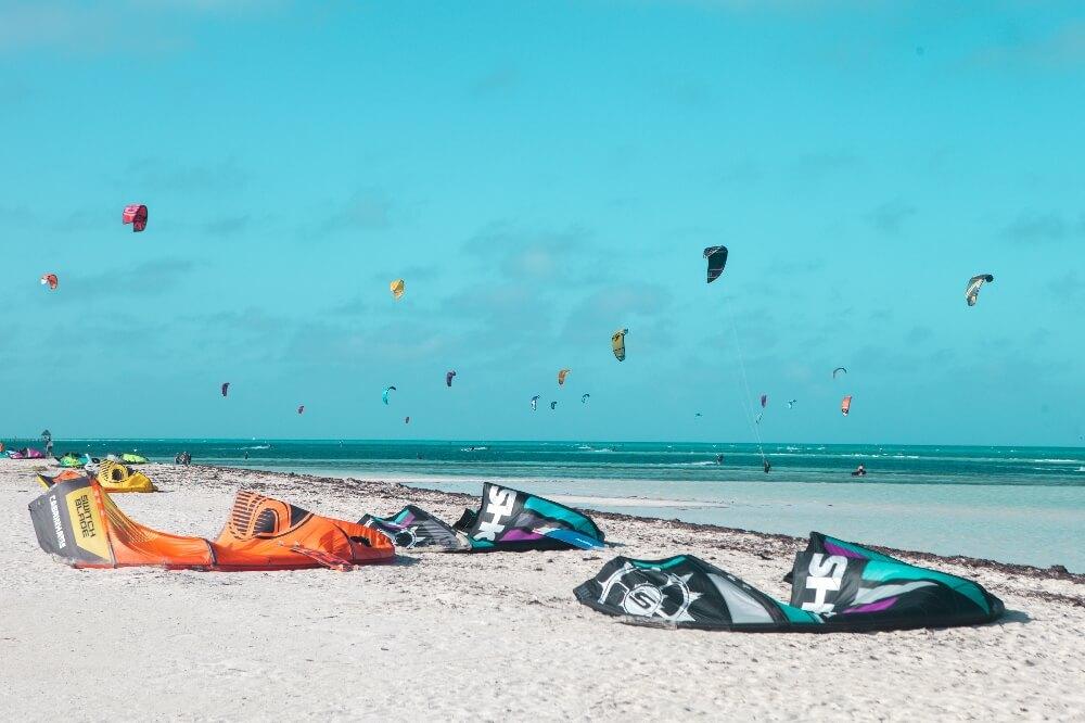 Reiseroute 3 Wochen Kuba Kitesurfen
