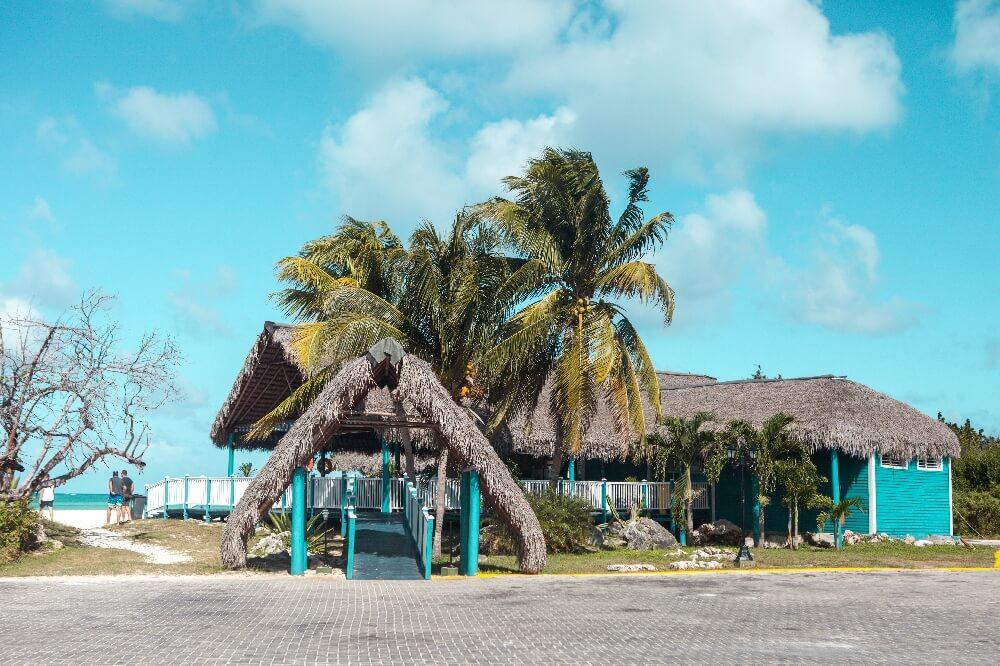 Restaurant Playa Flamencos