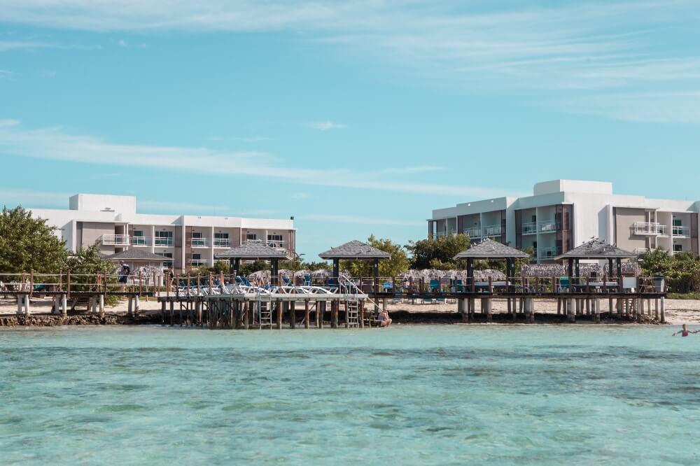 Hotel auf Cayo Guillermo