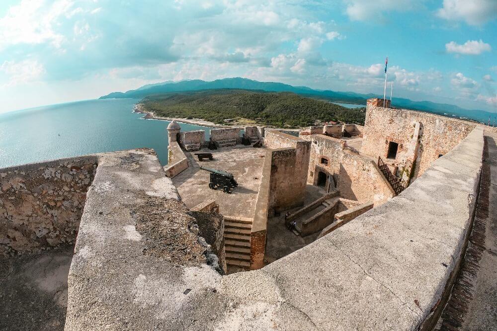 Castillo el Morro Santiago de Cuba