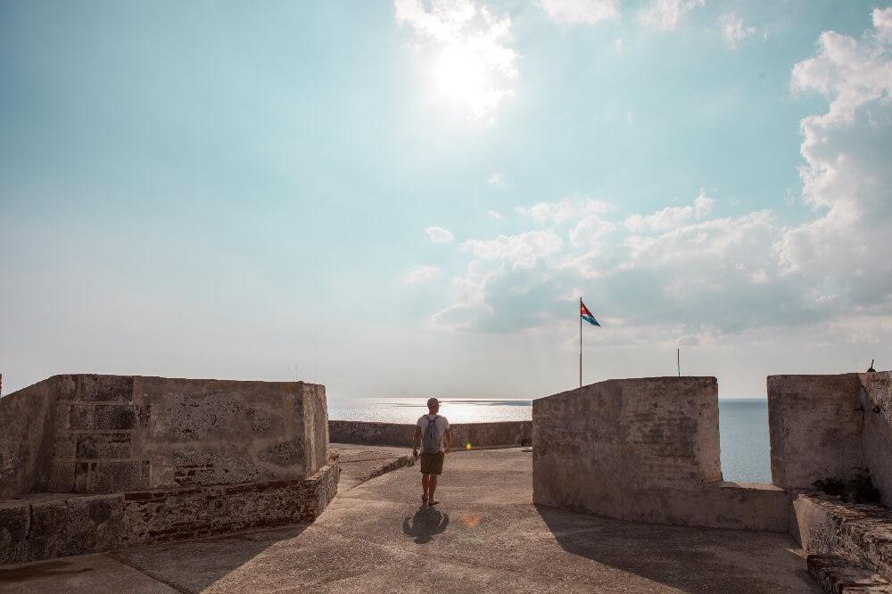 Castillo el Morro Santiago de Cuba Georg