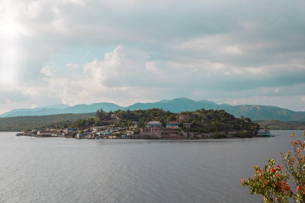 Insel Cayo Granma