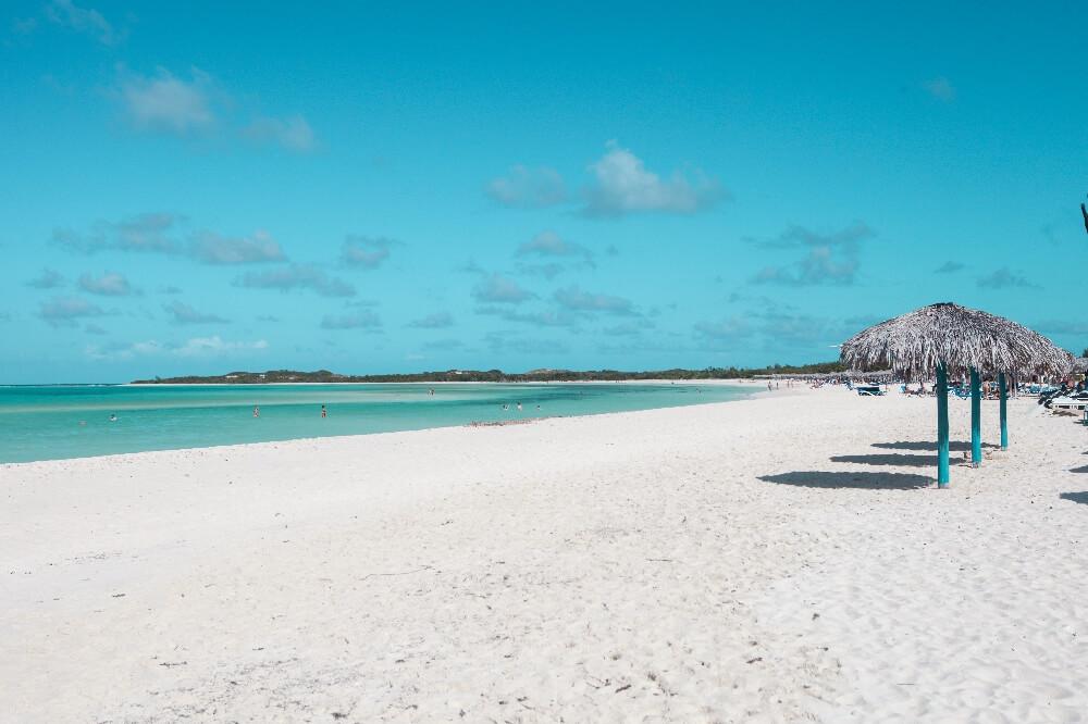 schönsten Strände auf Kuba Playa Flamencos