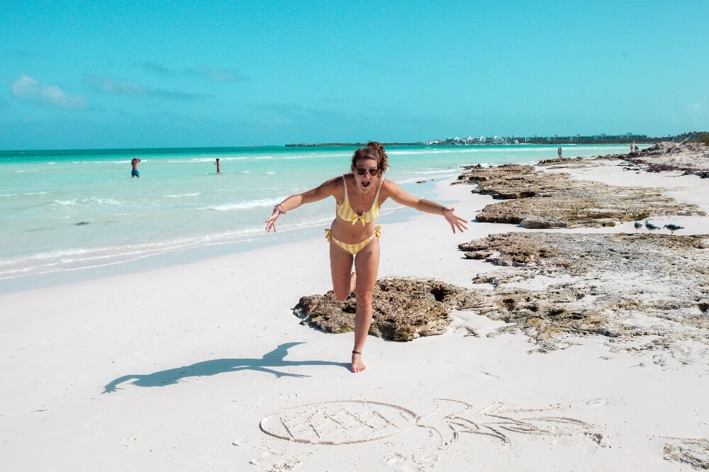 schönsten Strände auf Kuba Playa Pilar Ananas