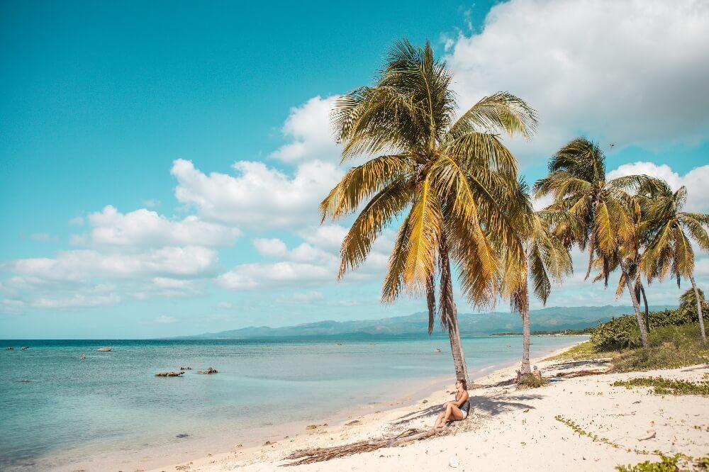 Strand bei Trinidad