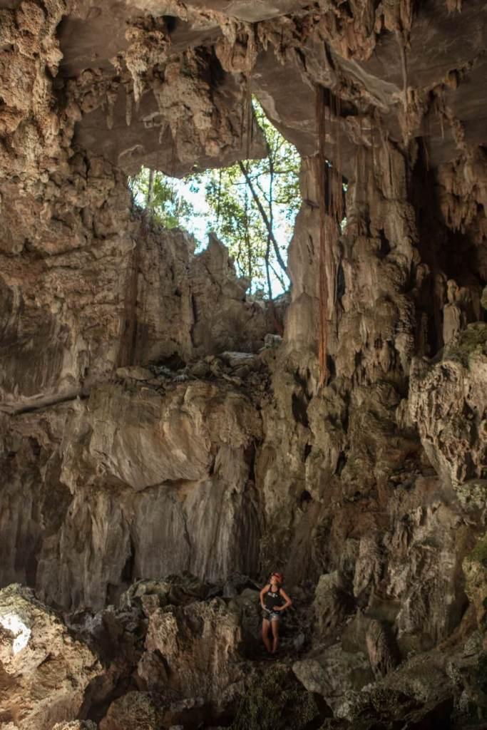 Cueva Santo Tomas in Vinales