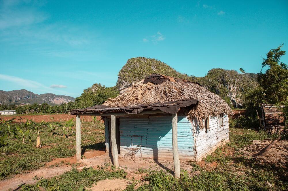 Farmerhaus in Vinales