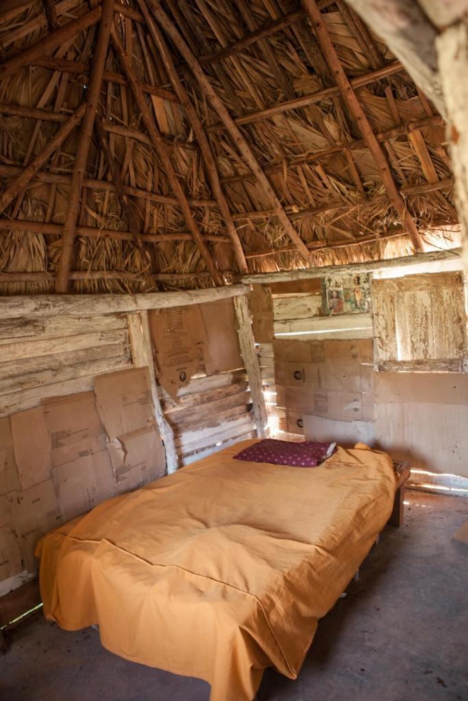 Schlafzimmer im Farmerhaus