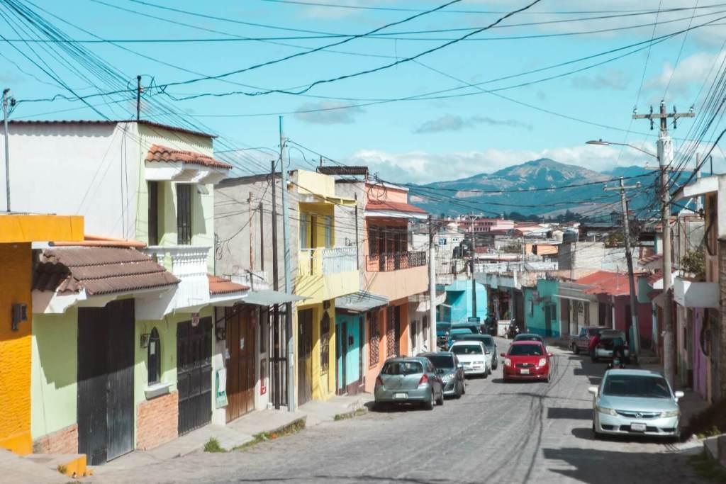 Xelas Straßen