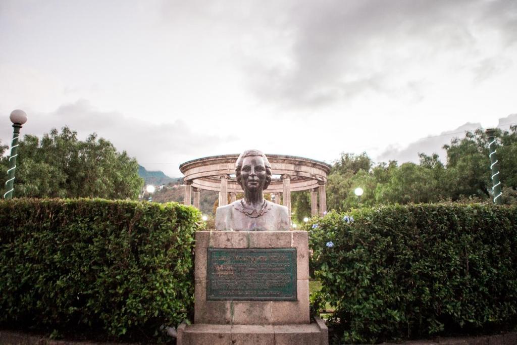 Quetzaltenango in Guatemala Figur