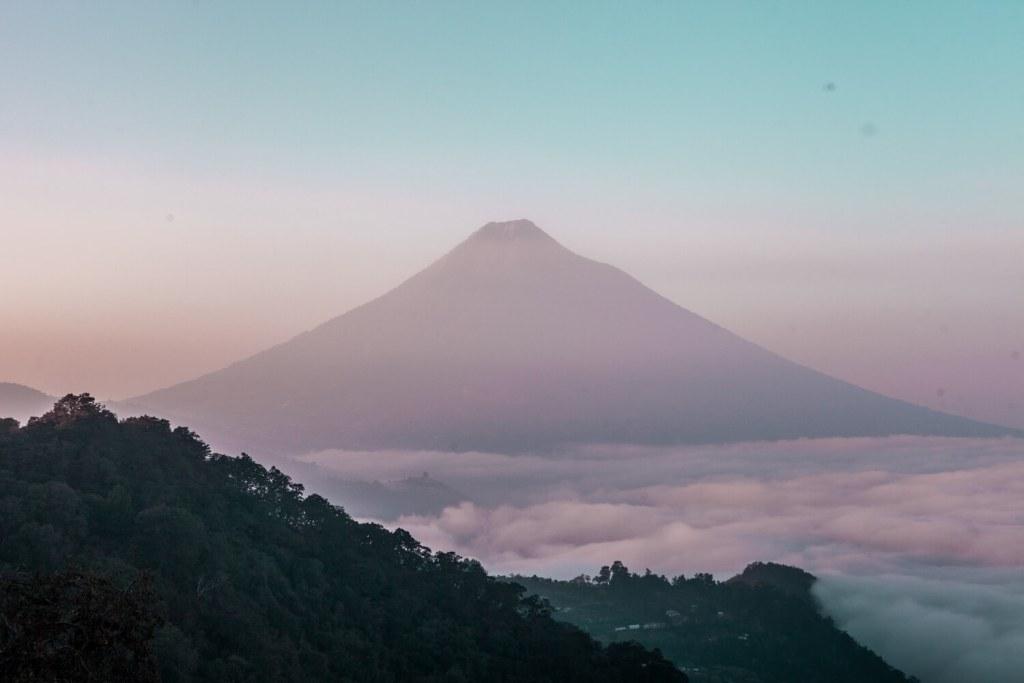 Vulkan Ausblicke Agua