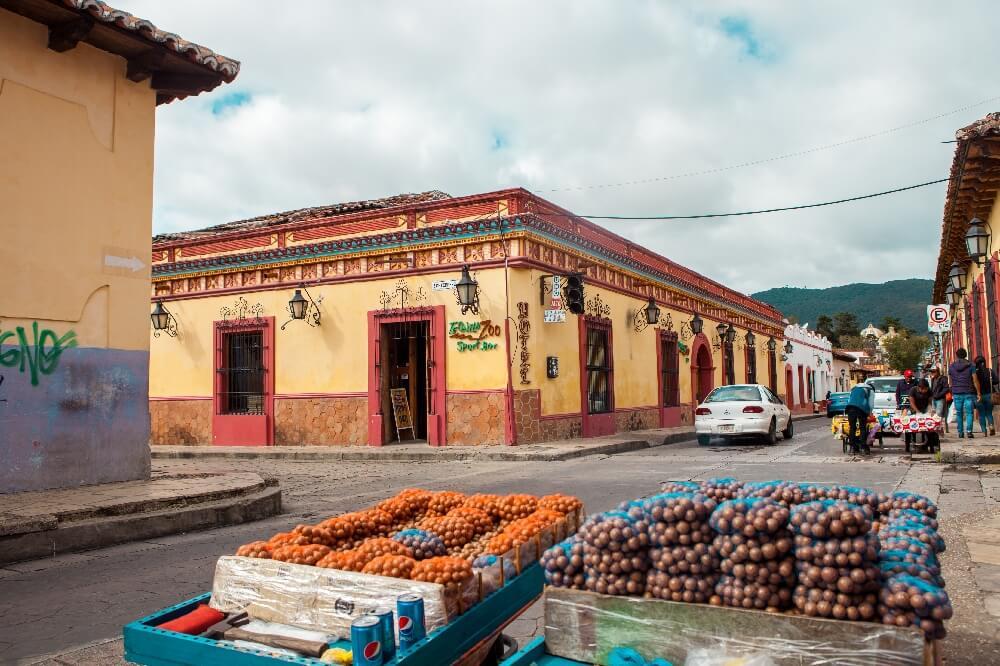 San Cristobal de las Casas Nüsse