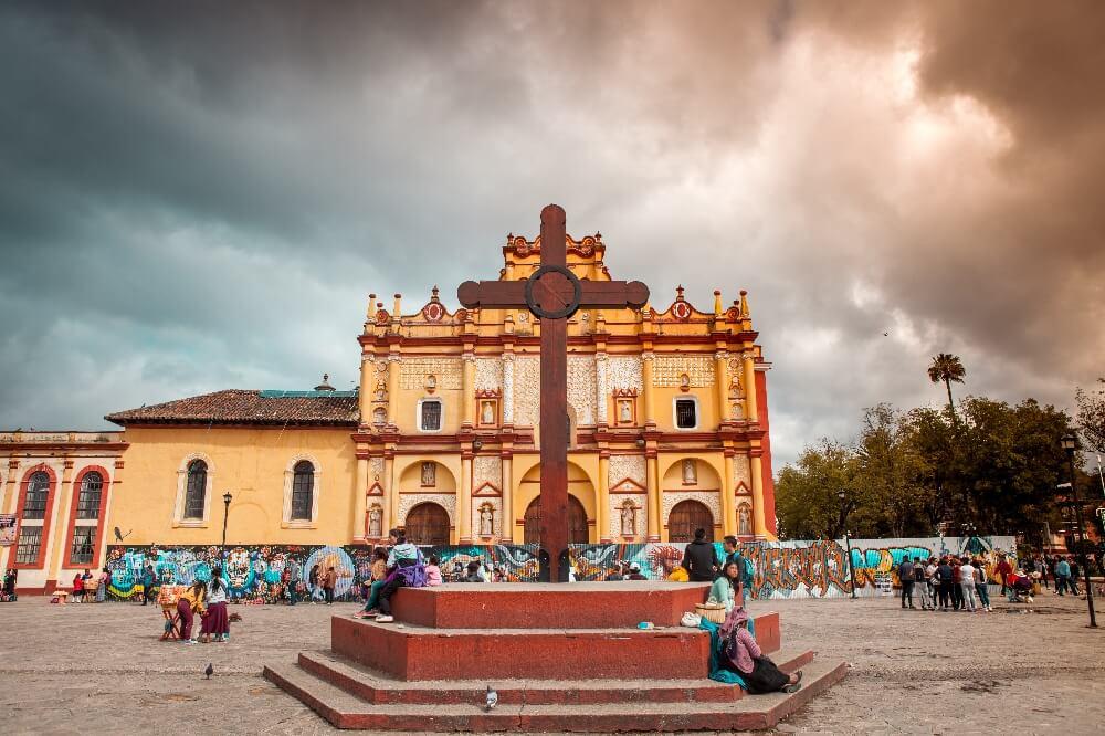 Titelbild San Cristobal de las Casas